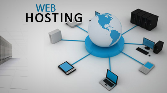 Web Pages Hosting
